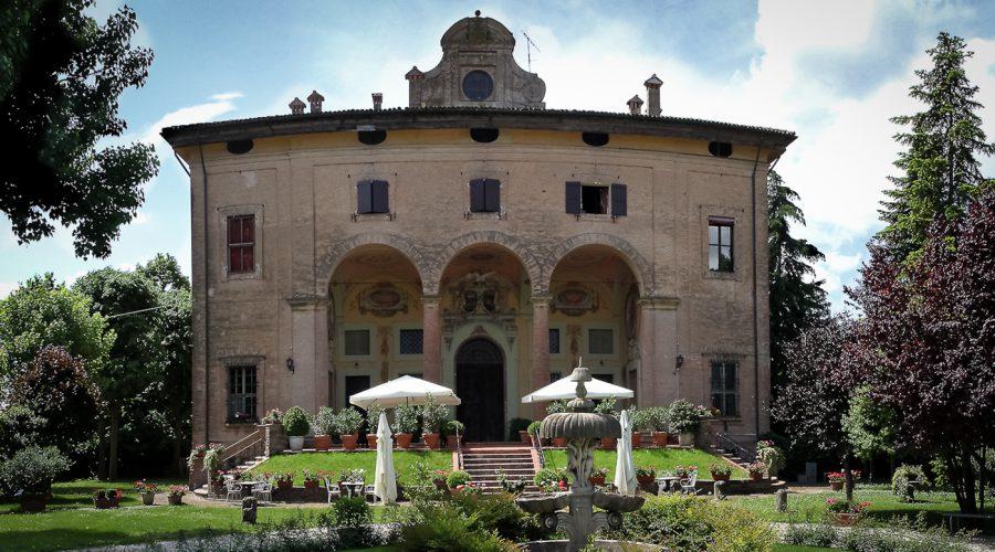 Villa Ranuzzi Cospi a Bagnarola di Budrio