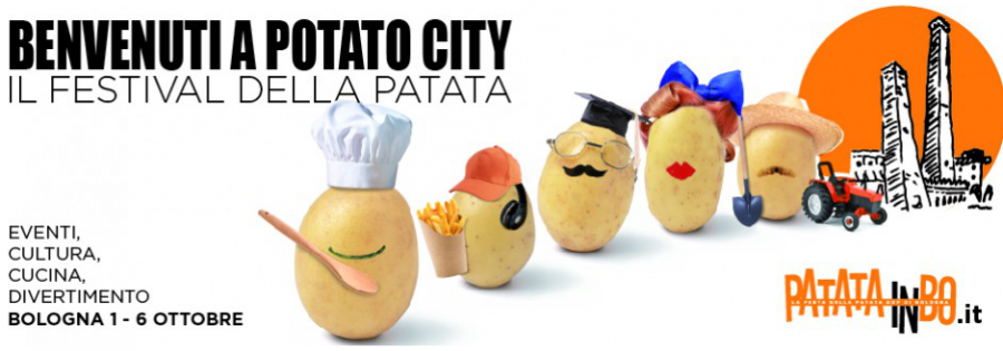 Patata in BO - Potato City 2013