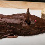 Cheesecake con topo di cioccolata-4